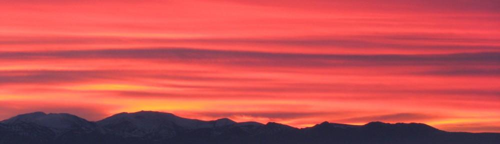 Alba/tramonto