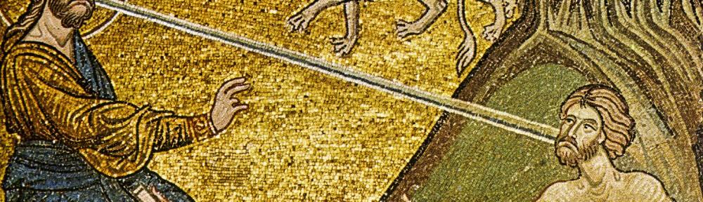 Mosaico Duomo di Monreale