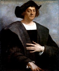 Ritratto di Colombo