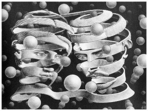 escher - bond of union