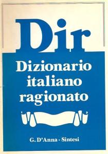 D.I.R. Copertina