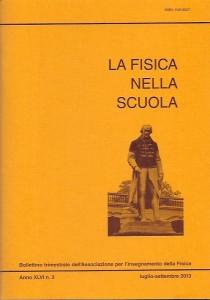 FISICA NELLA SCUOLA n.3:2013