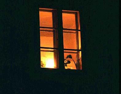 Il vetro specchio della finestra conilfilodiarianna - Scrivere a specchio ...