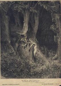La selva oscura DORE'