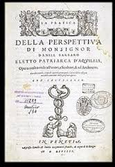 Pratica della Prospettiva D. Barbaro, Venezia 1569